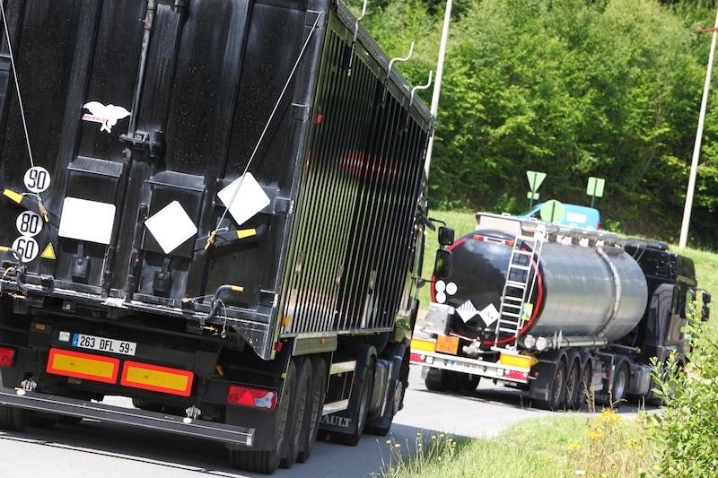 Société de Transport Delcroix. SITA FD. Scori. Barlin