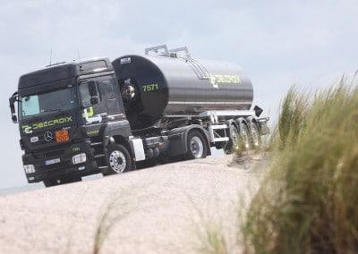 Asphalt Tanker